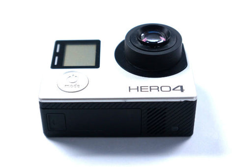 Service Package: GoPro Hero5/4 Camera Remove, Install & Focus Lens + Remove Lens Profile