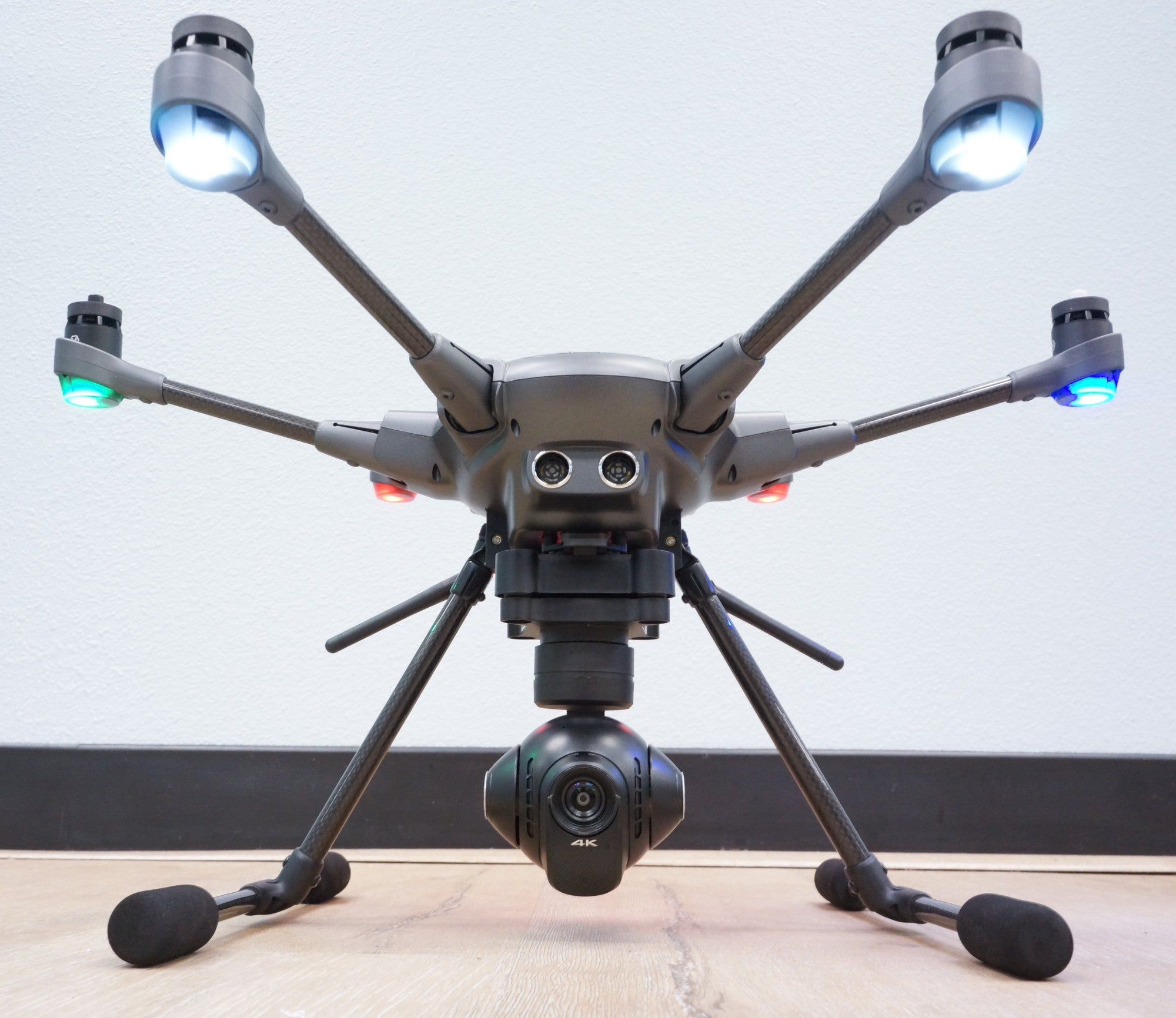 Yuneec Typhoon H CGO3+ Camera + 3.97mm Lens Installed