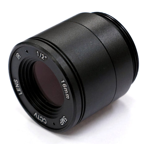3.60mm f/1.8 99d HFOV 5MP (Low Distortion)