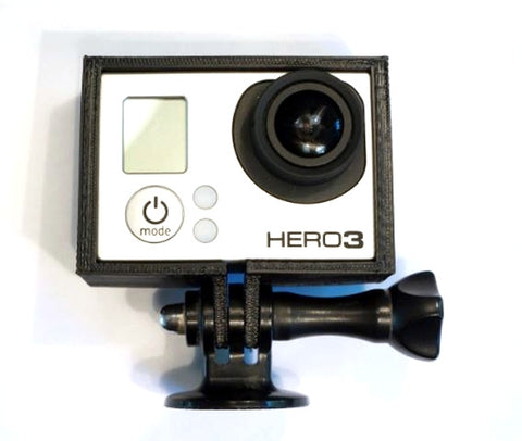 GoPro Hero 4/3+/3 Naked Frame Case
