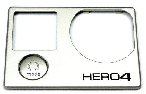 GoPro Hero 4 Black Front Faceplate