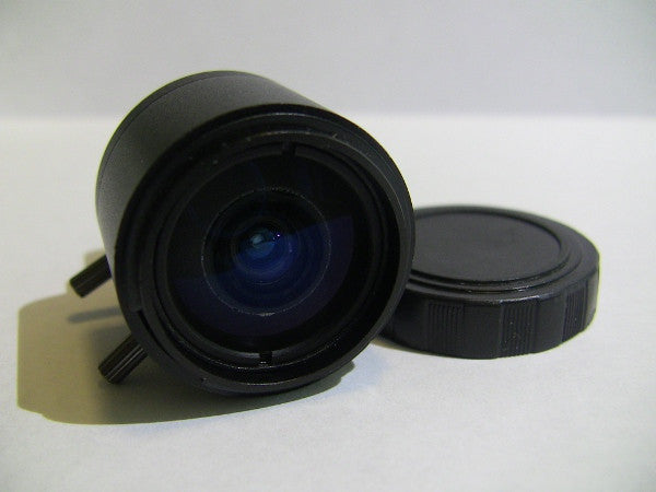 Vari-Focal m12 Lens, 2.6 - 6mm (single lens)