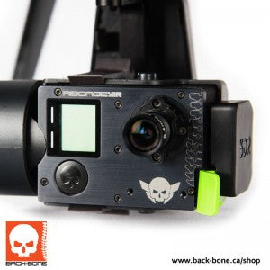 Service: RibCage Modified GoPro Hero 4 Modification