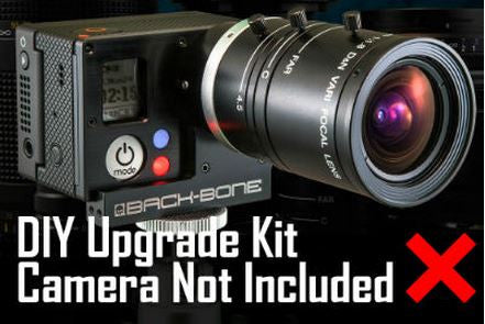 Warranty: Extended 1 Year Warranty for Modified GoPro Camera