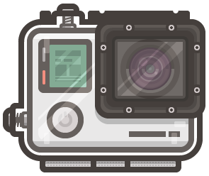 Service: RibCage Modified GoPro Hero Modification [Labor Only]