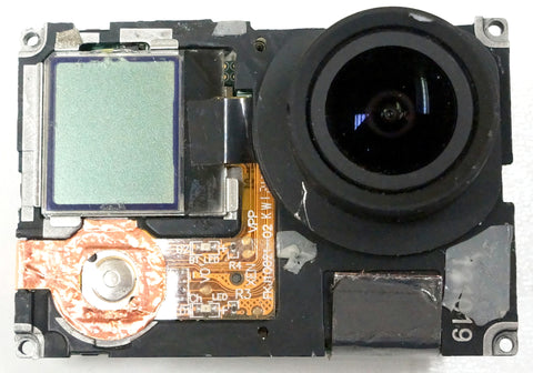 GoPro Hero 3 Black<br/>Assembly