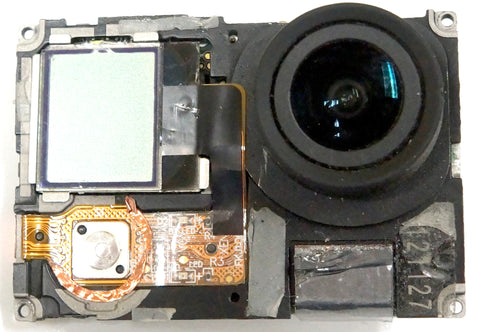 GoPro Hero 3+  Front Black Heatsink