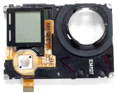 GoPro Hero 4 Black - Back Cover + Internal Ribbons