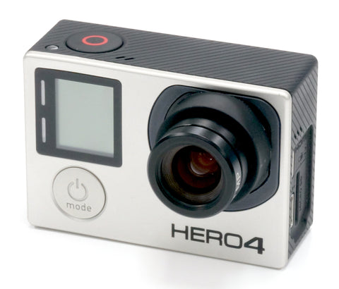 PeauPro220<br/>1.21mm (7mm) f/2.0<br/>GoPro Hero 4 Black
