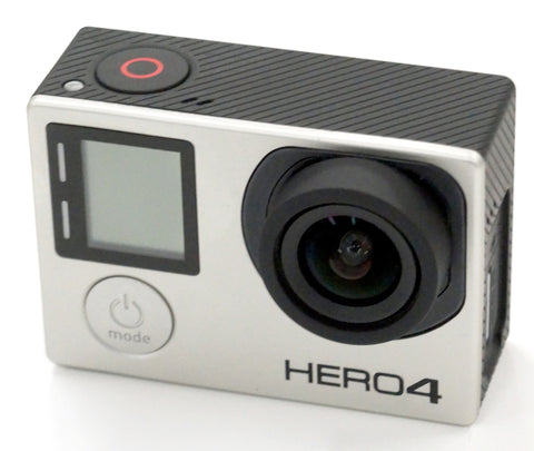 PeauPro14<br/> 25mm (138mm) f/2.0<br/>GoPro Hero 4 Black