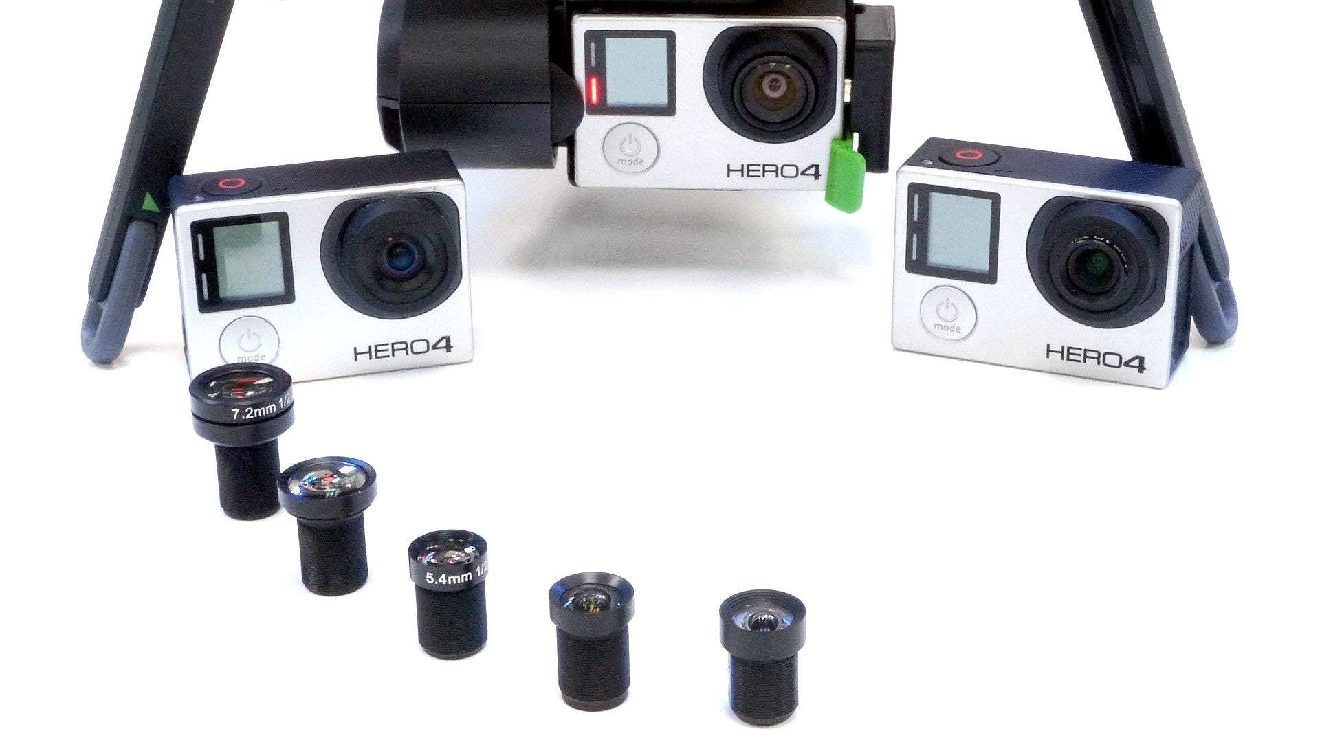 Modify GoPro Lens