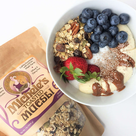 It's a Toasted Muesli Time of Year