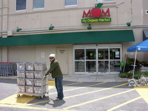 Customer Spotlight: MOM's Organic Market
