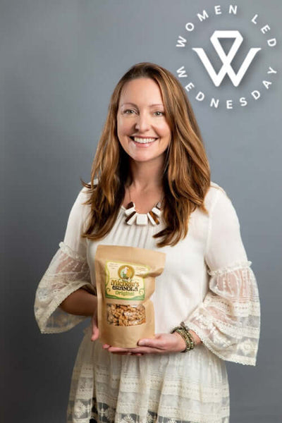Michele's Granola on Women-Led Wednesday