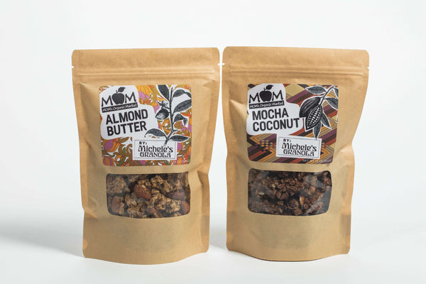 Press Release: Michele's Granola Expands Partnership with MOM's Organic Market