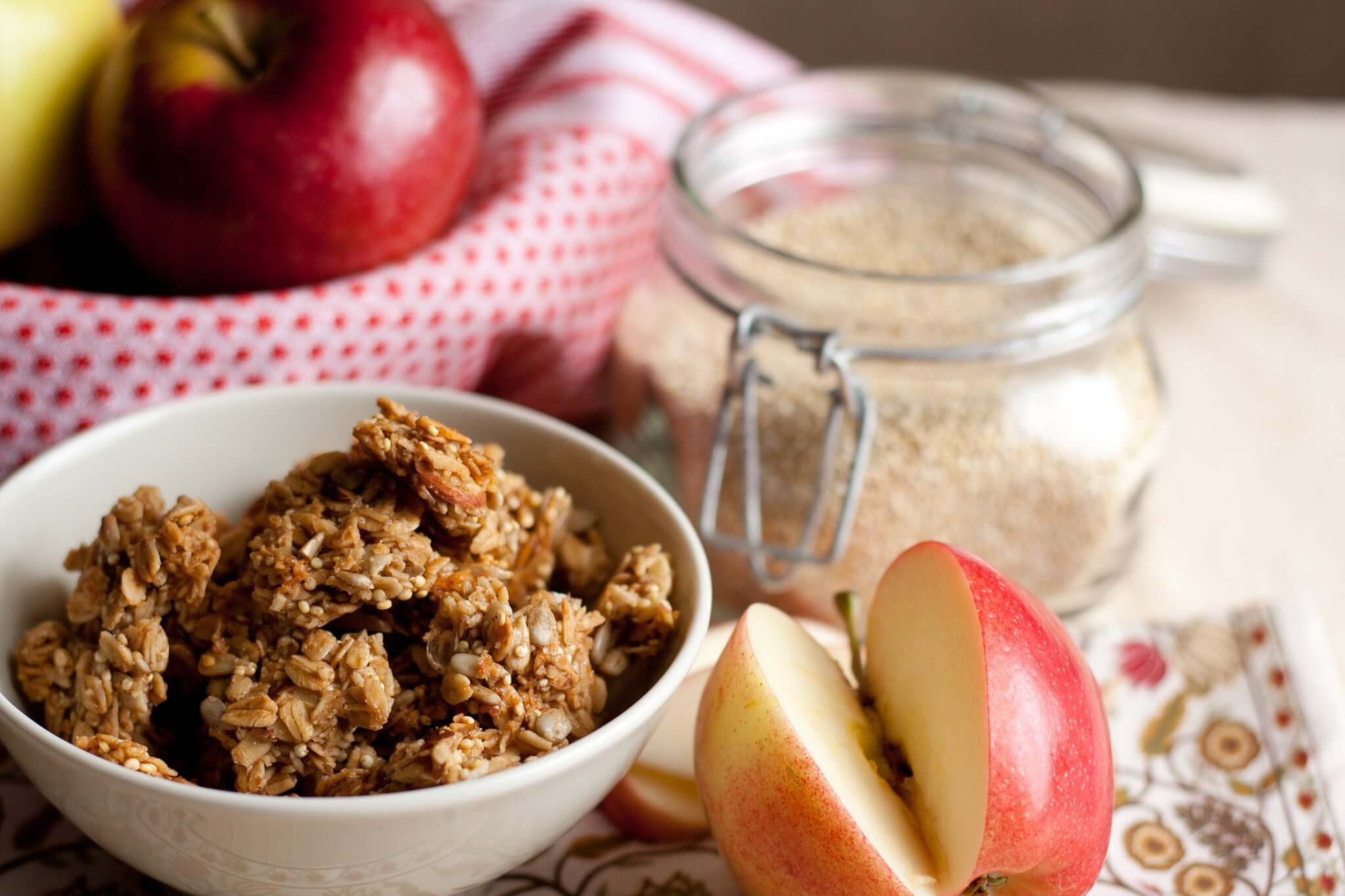 Apple Quinoa
