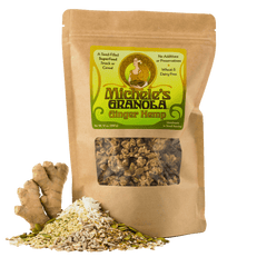 What's so special about our Ginger Hemp granola?