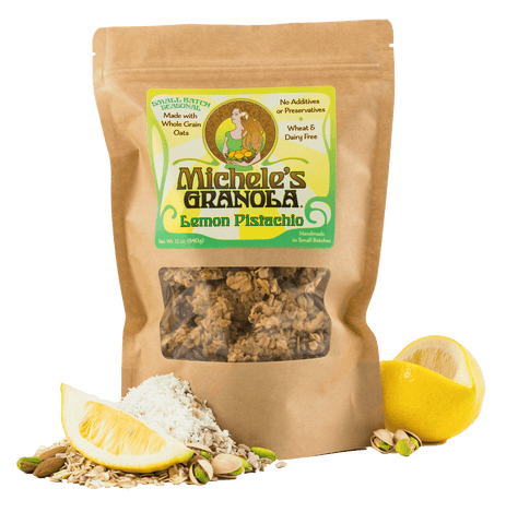 PRESS RELEASE: Michele's Lemon Pistachio Granola Wins Specialty Food Association Award