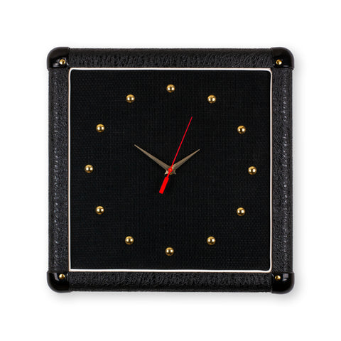 "15"" Handcrafted Amp Replica Wall Clock"