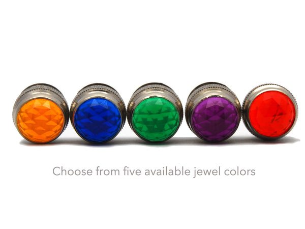 Key Board jewel color options