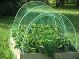 ALAZCO 4 Packs Garden Plant Netting Protect Protect Plants and Fruit Trees Against Rodents Birds Deer & Other Pests (Each 33-Ft x 6-Ft)