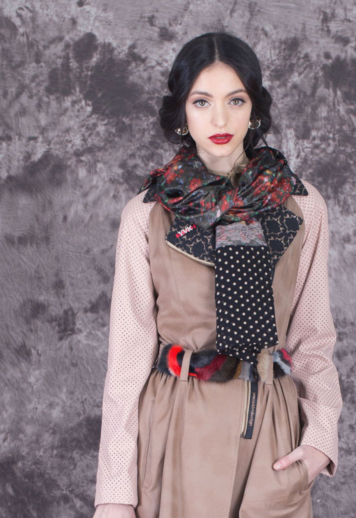 Ymocion Design Collection Roses and Red fall winter 2015 2016
