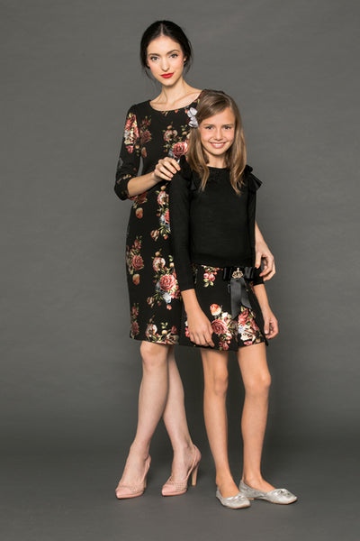 Roses MM skirt for kids