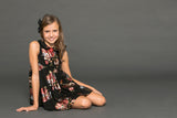 Roses MM dress for kids