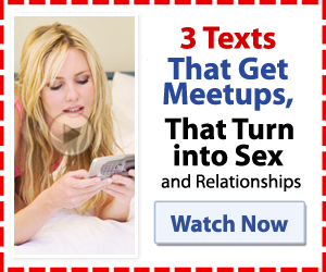 How to Text A GIrl - Love Systems