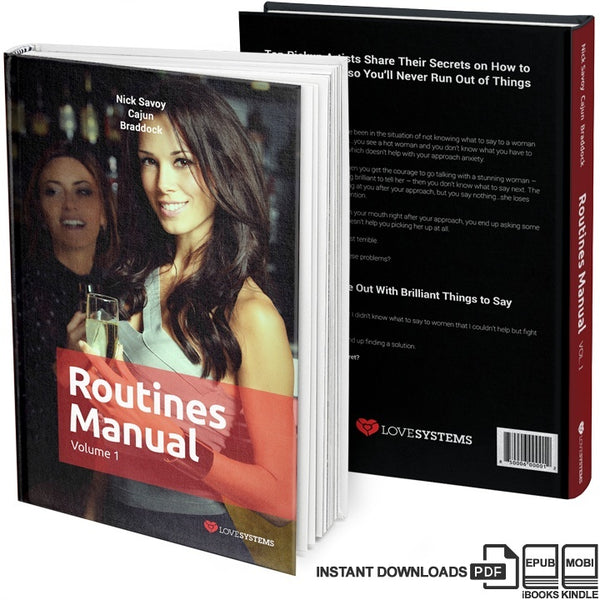 The Routines Manual Vol. 1