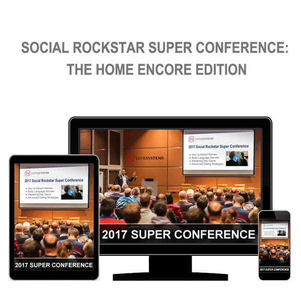 Social Rockstar: The Home Encore Edition