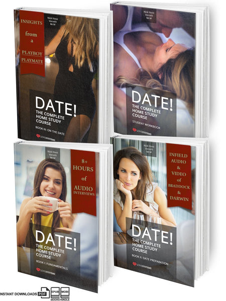 Love Systems – Date The Complete Home Course