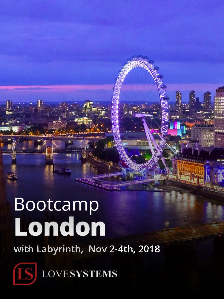 Dating bootcamp london
