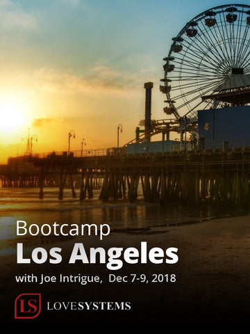 Dating bootcamp los angeles