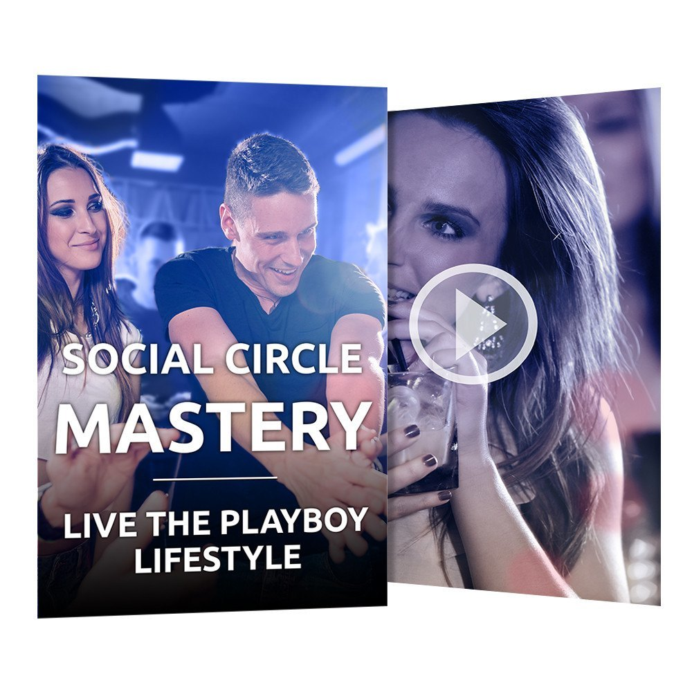 In Dating Social Girl A Circle Your