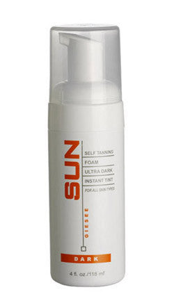 Sun Laboratories Ultra Dark 4 oz Foam