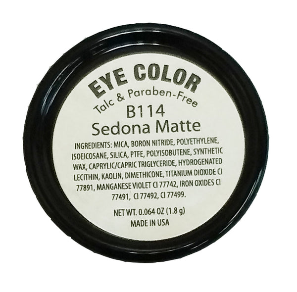 Eyeshadow - Sedona Matte -Pressed Powder
