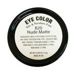 Eyeshadow - Nude Matte  - Pressed Powder