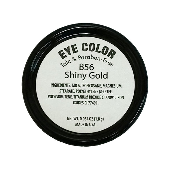 Shimmer Eyeshadow - Shiny Gold