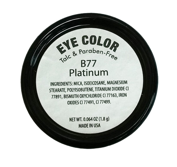 Shimmer Eyeshadow - Platinum