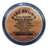 Baby Brown Bronzer Mineral Powder