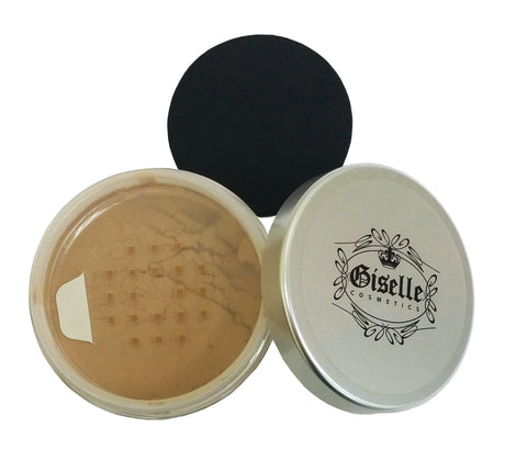 Extra Oil Controlling Loose Powder - Medium Dark