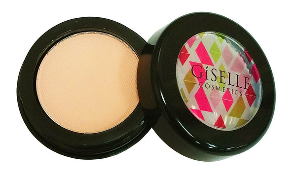 MATTE EYESHADOW, Smooth transformative matt texture + Talc & Paraben Free (Nude Matt) -Makeup Powder, Foundation, Concealer, Blush, and Contouring Palette by Giselle Cosmetics | Pure Non-Diluted