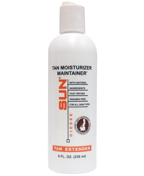 Sun Laboratories Dark Sunsation Very Dark Self Tanning Lotion 8oz and Tan Moisturizer Maintainer 8oz - Self Tanner - Natural Sunless Tanning Lotion, Body and Face for Bronzing and Golden Tan