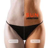 Spray Tan Solution Dark Flawless Color for Airbrush Spray Tan