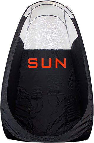 Spray Tan Tent by Sun Labs Privacy and Mobility