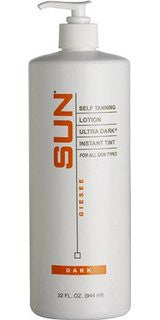 Sun Laboratories Ultra Dark 32 oz. Self Tanning Lotion (12 UNITS)