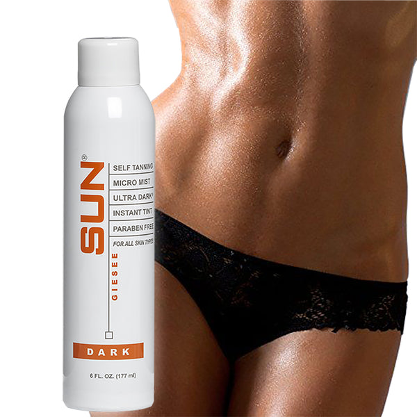 Spraytan in a Can (Dark) 6 oz by Sun Labs