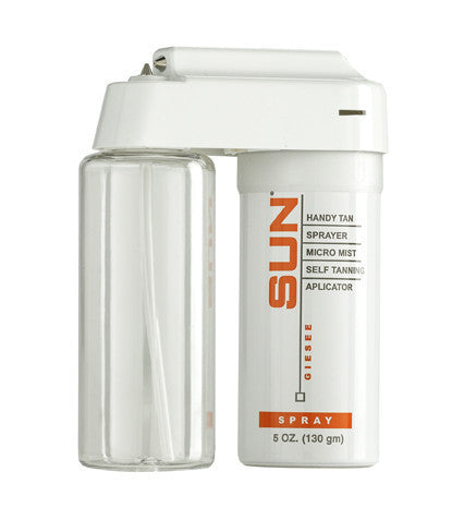 Sun Laboratories Handy Tan Portable Self Tanning Sprayer- 1 Case (12 units)