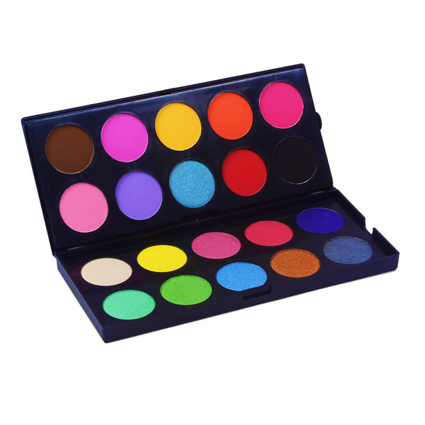 20 Color GLAM Eye Shadow Palette